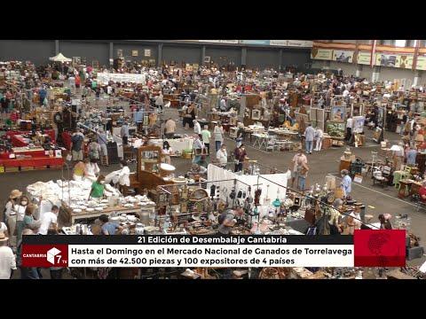 Desembalaje Cantabria se celebra bajo las más estrictas medidas de seguridad sanitaria