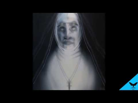 The Nun Painting