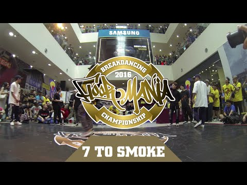 7 to Smoke | Floor Mania 2016