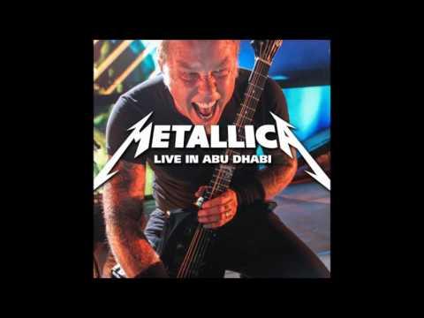 Metallica Live Abu Dhabi, United Arab Emirates 19/Apr/2013