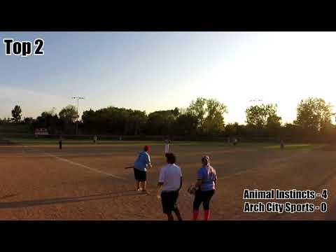 2017 NSA Missouri Coed State Upper Division Championship - Animal Instincts vs Arch City Sports