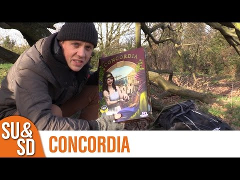 Concordia - Shut Up & Sit Down Review