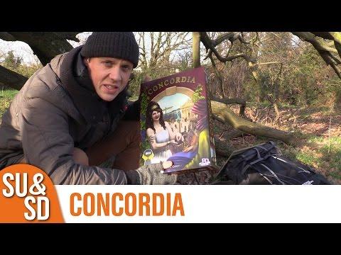 Concordia - Shut Up & Sit Down Review