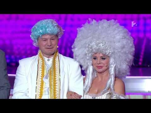 Erdei Zsolt és Judy: Rock Me Amadeus - tv2.hu/a_nagy_duett