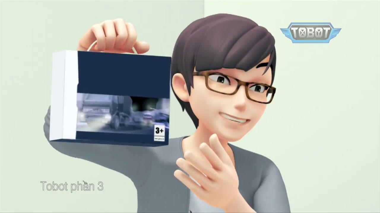 Oc Robot ket xe  -305 | Tobot Trong tiếng Việt | Phim hoạt hình