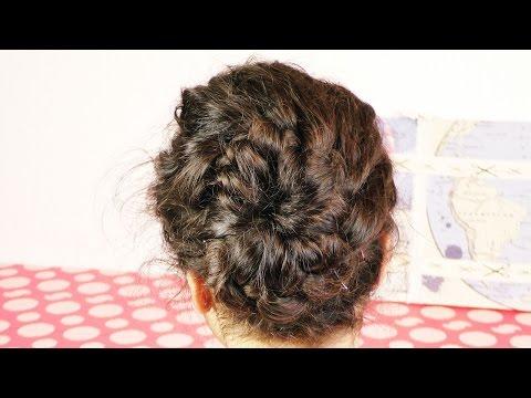 Tolle Frisur für lange Haare | Flecht Frisur für feierliche Anlässe & Alltag selber machen | Party