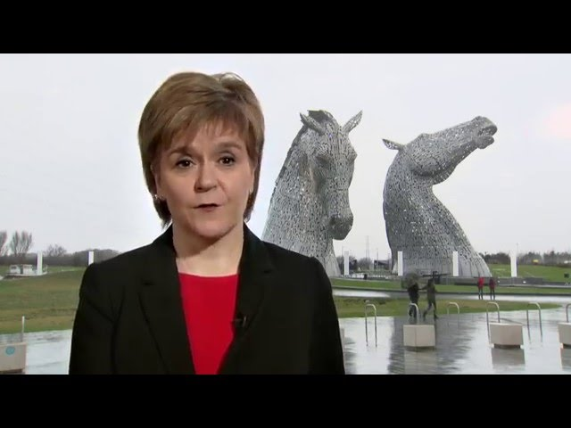 First Minister's 2016 New Year message