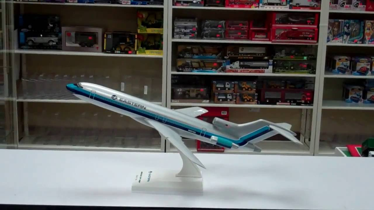 Skymarks Eastern Airlines Boeing 727 200 1 150 Scale Plane