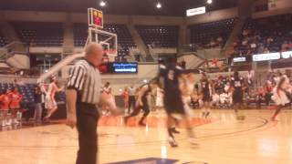 Benito Santiago, Jr. - Cumberlands - Dunks All Over Pikeville