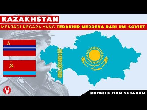 Inilah Kazakhstan! Negara Pecahan dari Uni Soviet (Part 1)