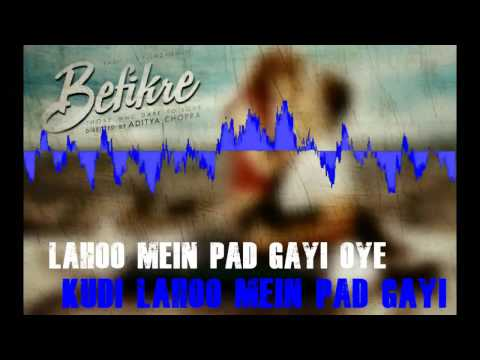 Nashe Si Chadh Gayi - Song(LYRIC VIDEO)1080P-DOWNLOAD| Arijit Singh | Ranveer Singh | Vaani Kapoor