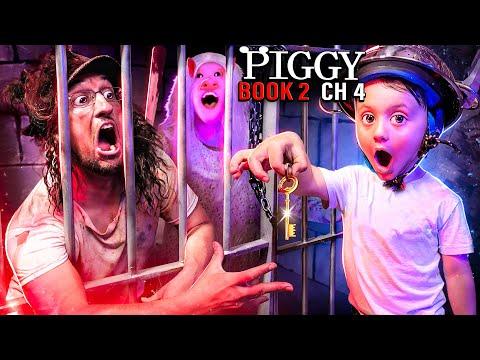 PIGGY Trapped Me