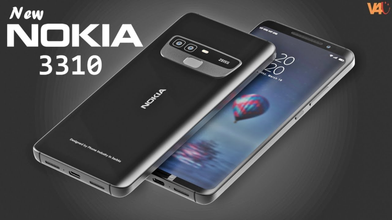 New Nokia 3310 Concept 5g Nokia 3310 2018 First Look Features