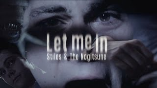 Teen Wolf | Let me in, Stiles [The Nogitsune] (3x20 + promo)