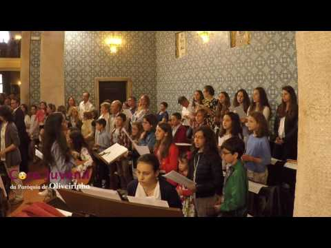 Com Maria Vou | Coro Juvenil de Oliveirinha