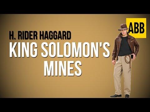 KING SOLOMON'S MINES: H. Rider Haggard - FULL AudioBook