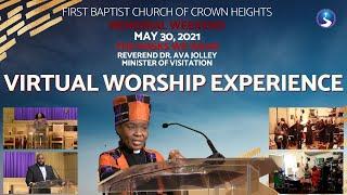 May 30th, 2021: Sunday Morning Worship Service
