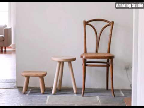 Skandinavische Möbel Interessante Stühle