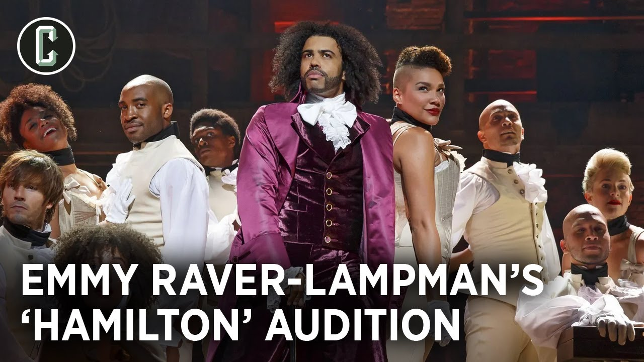 Daveed Diggs and Emmy Raver-Lampman's Complete Relationship ...