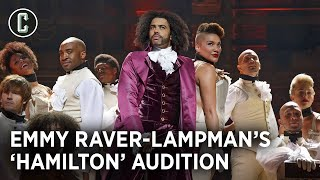 Hamilton: Why Emmy Raver-lampman Almost Didn't Audition