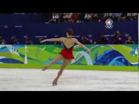 2010 Vancouver Olympics Womens Figure Skating Free Skate