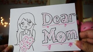 """""""Dear Mom"""" (Poetry & Pictures) 