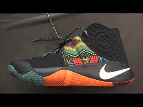 Nike Kyrie Irving 2 BHM Sneaker Review