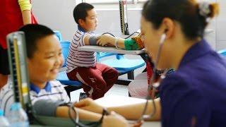 Report: 1 in 4 kids lack proper healthcare