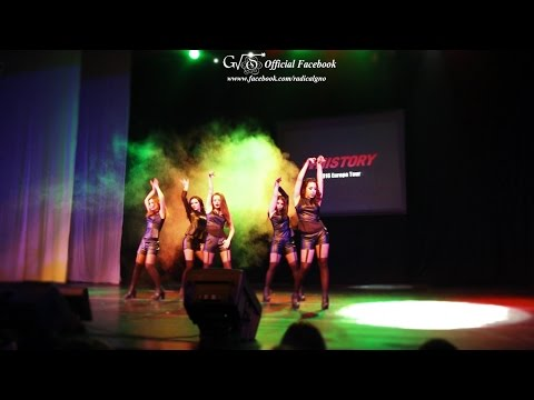 Rania- Dr. Feel Good dance cover by Radical G.NO (Opening Act at History concert in Romania)