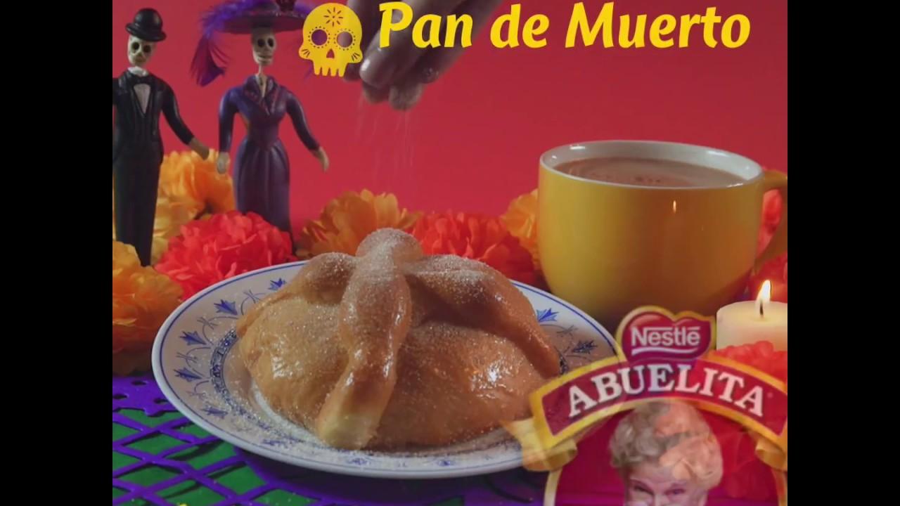 Cómo Hacer Pan De Muerto Con Chocolate Abuelita