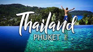 WOW! Watch this luxury Villa with amazing Thai food by the beach in Phuket