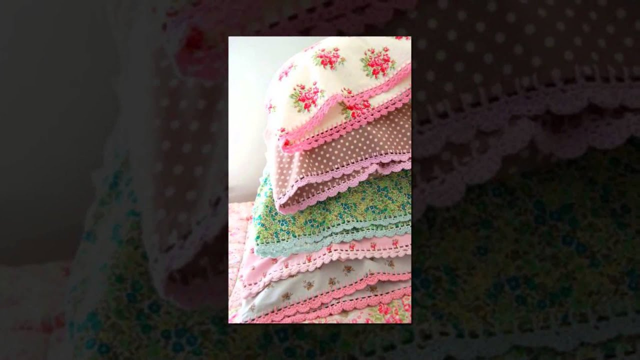 crochet pattern for boston harbor scarf - YouTube