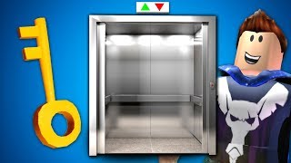 I invite you in the ELEVATOR! Do you have the GUTS? Roblox