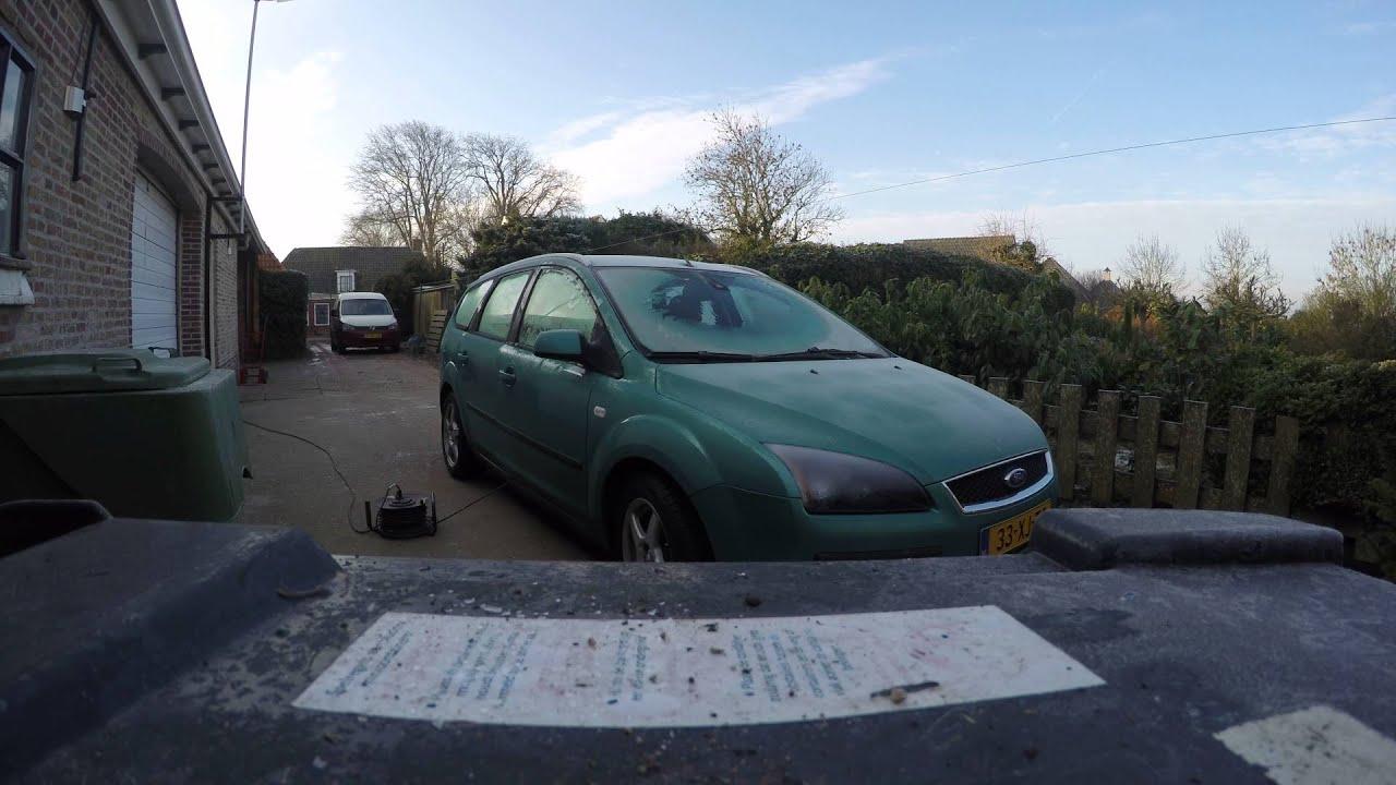 Auto Ontdooien Met Elektrische Kachel Youtube
