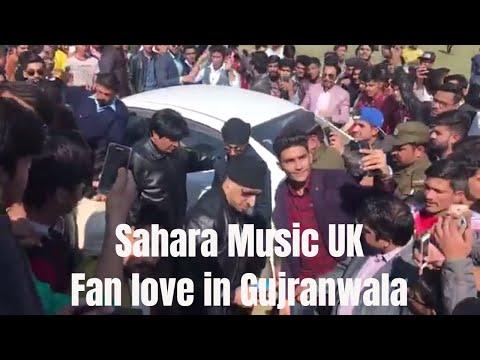 Fan Love in Gujranwala - Jinnah Stadium