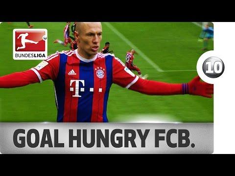 Bayern's 10 Biggest Wins