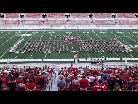Ohio Sate marching band Archie Griffin speaks Plus more usic by TBDBITL at Band Family Concert