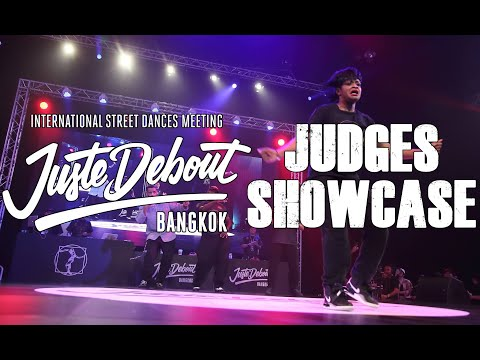 JUDGES SHOWCASE | JUSTE  DEBOUT BANGKOK 2019