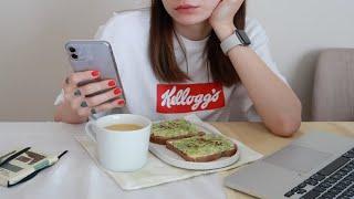 Dailylog#27  |  Vegan wrap, vegan pancake, favori avokadolu ekmeğim, çalışma masası düzenleme