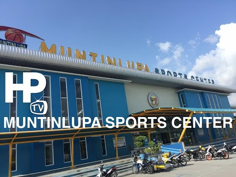 Muntinlupa Sports Center and Susana Heights Interchange SLEX by HourPhilippines.com