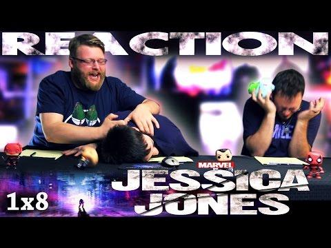 Jessica Jones 1x8 REACTION!! 'AKA WWJD?'