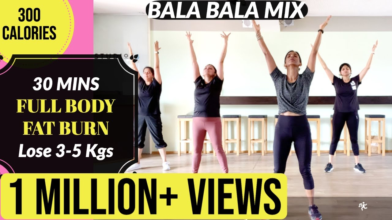 30mins DO THIS DAILY | Burn BELLY, Arm, Thigh FAT | Dance Workout | Easy Exercise Lose weight 3-5kgs