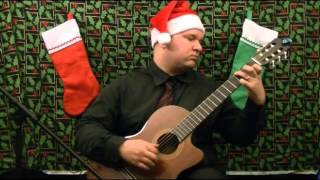 Jingle Bells on Solo Guitar