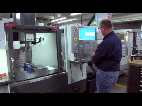 Haas Machining Centers    Work Offsets
