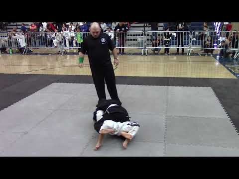 November 5th 2017 Grappling X Jiu Jitsu San Diego Mat 4 Match 3