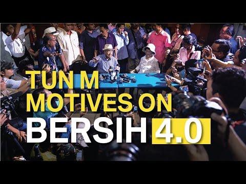 Interview Mahathir VS Najib (Dr. M attacks)