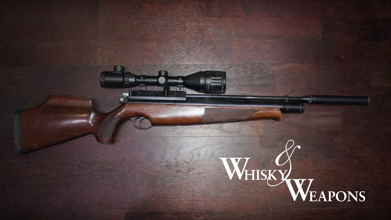 Air Arms S410 Carbine Beech Stock 360 Overview Amp Review