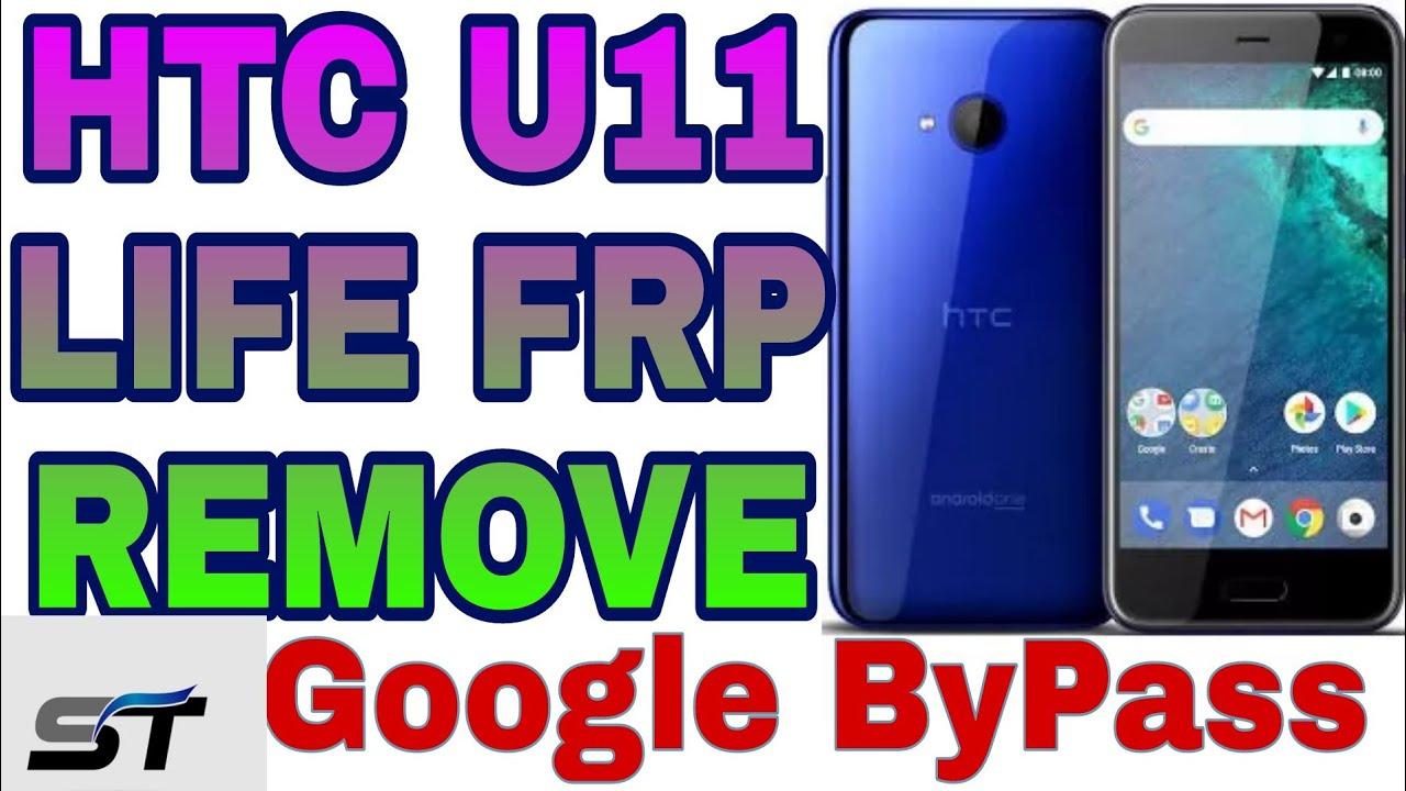 HTC U11 Life FRP UNLOCK V8 0 0 ALL VERSION 2018