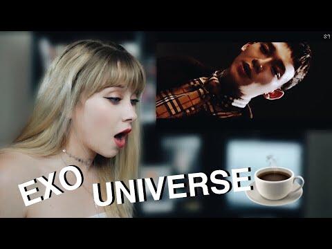 EXO - Universe M/V Reaction