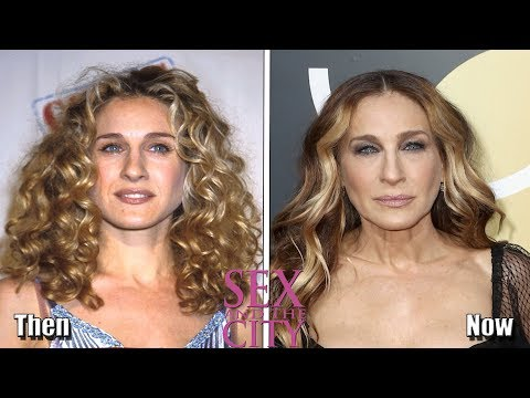Sex And The City (1998) Cast Then And Now ★ 2019 (Before And After)